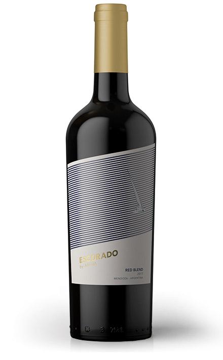 vino escorado blend