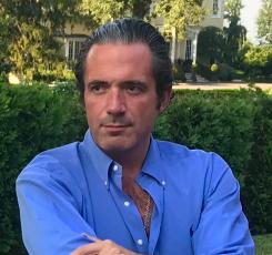 Barón Octavio Molmenti